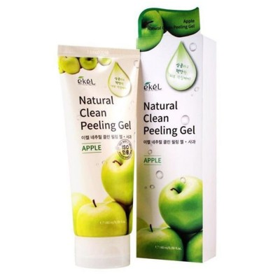 Пилинг-скатка яблоко Ekel Apple Natural Clean Peeling Gel