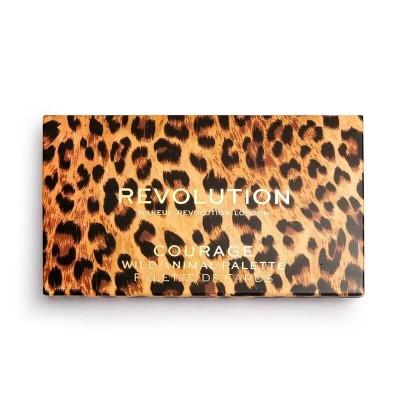 Тени для век Makeup Revolution Wild Animal