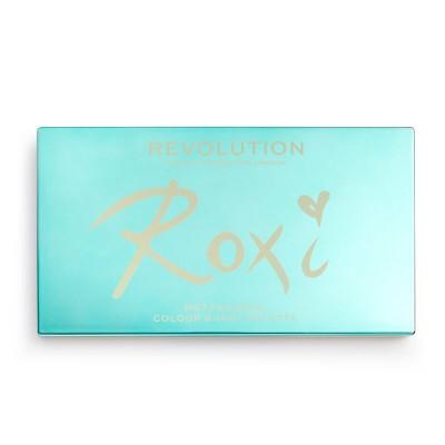 Палетка теней Makeup Revolution X Roxxsaurus Colour Burst