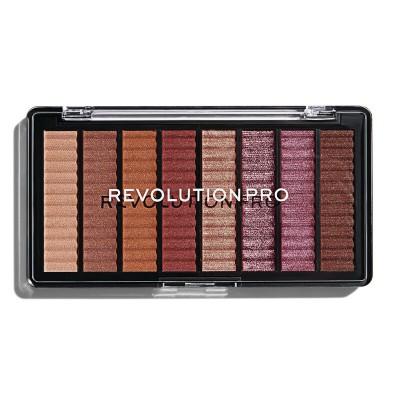 Палетка теней Revolution Pro Supreme Intoxicate Eyeshadow Palette
