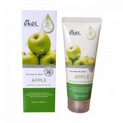 Пилинг-скатка Ekel Grape Natural Clean Peeling Gel, 100 ml