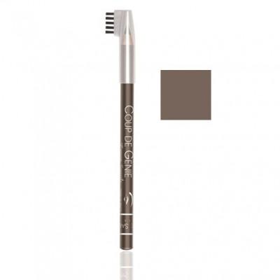 Карандаш для бровей Vivienne Sabo Crayon 002 (серо-коричневый)