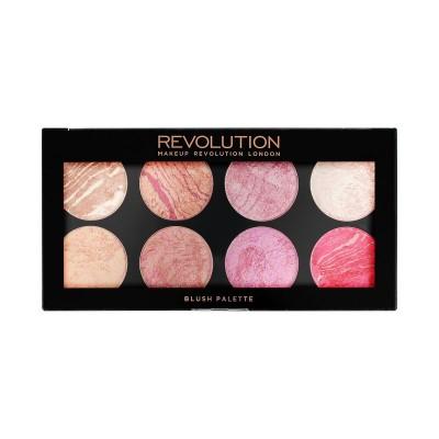 Румяна для лица Revolution Blush Palette - Blush Queen