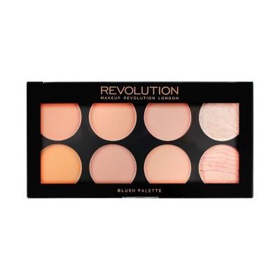 Палетка румян Revolution Ultra Blush Palette