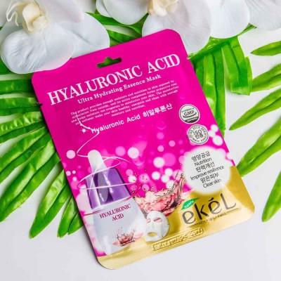 Тканевая маска Hyaluronic Acid Hydrating Ekel