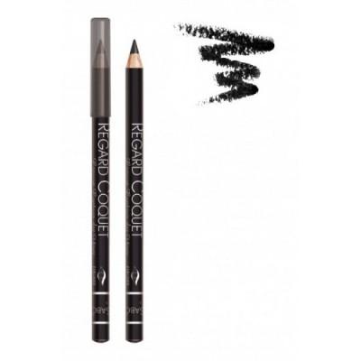 Карандаш для глаз Vivienne Sabo  Crayon (чёрный) тон 103