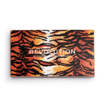 Палетка теней Makeup Revolution Wild Animal Fierce