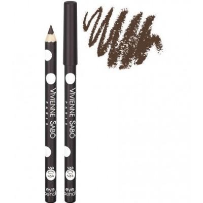 Карандаш для глаз Vivienne Sabo Crayon (коричневый) тон 303