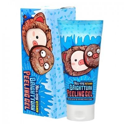 Пилинг для лица Elizavecca Hell-Pore Vitamin Bright turn Peeling Gel