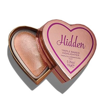 Хайлайтер Glow Hearts Hardly Hidden