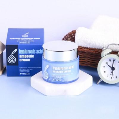Крем для лица Zenzia Hyaluronic Acid Ampoule Cream