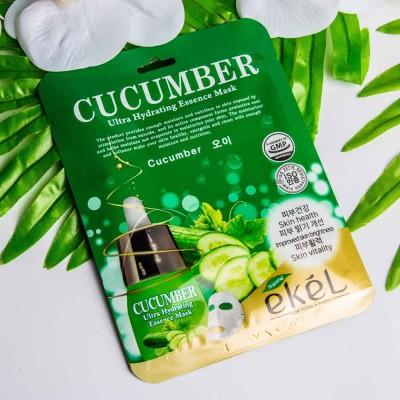 Тканевая маска Cucumber Ultra Hydrating Essence Mask
