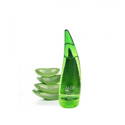 Универсальный гель для лица с содержанием сока алоэ Holika Aloe 99%