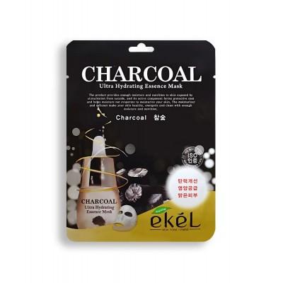 Тканевая маска Charcoal Ultra Hydrating