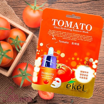 Тканевая маска Tomato Ultra Hydrating Essence Mask